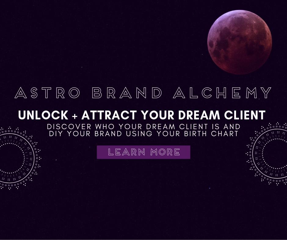 Astro Brand Alchemy FB Post