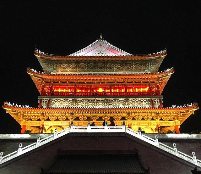 😍 #TravelTuesday 📍 Xi'an, China 📸 Ellen Wu