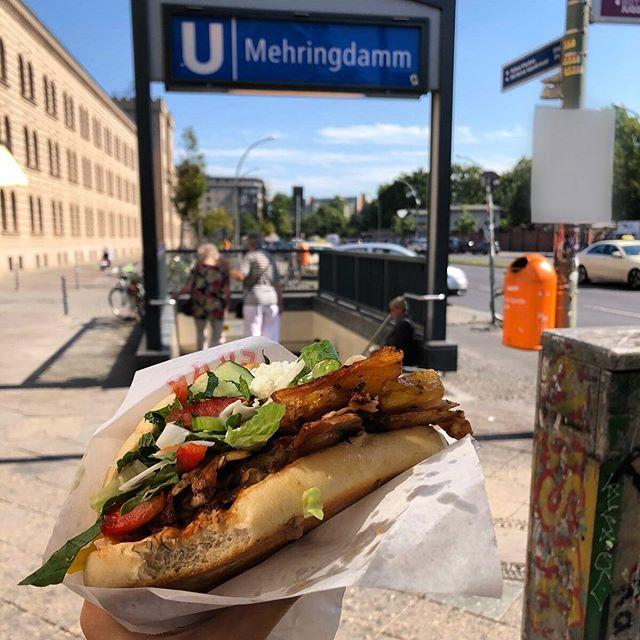 Global food? Yes, please! 📍 Berlin, Germany 📸 Ravi Tandon #NorthwesternAbroad #FoodFriday