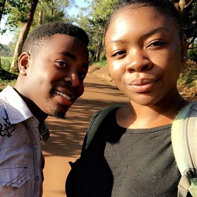Stopping for a selfie on the way to your internship abroad 📸 📍 Uganda 📸 Joanne Ogundipe #NorthwesternAbroad #GESI #GoBeyond