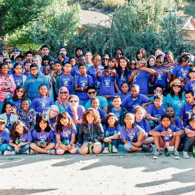 Hike For the Kids - Created by: Happy Trails Counselors