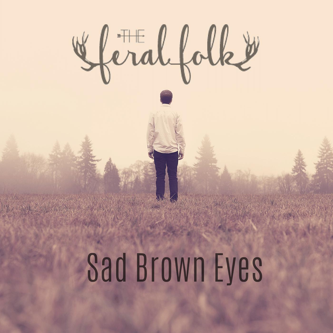 Sad Brown Eyes