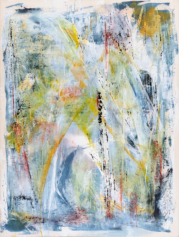 Méandres | Composition 378 (vendu/sold)
