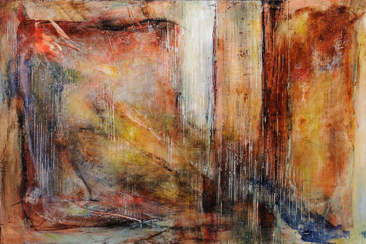 Méandres | Composition 380 (vendu)
