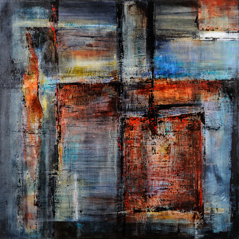Méandres | Composition 341 (vendu/sold)