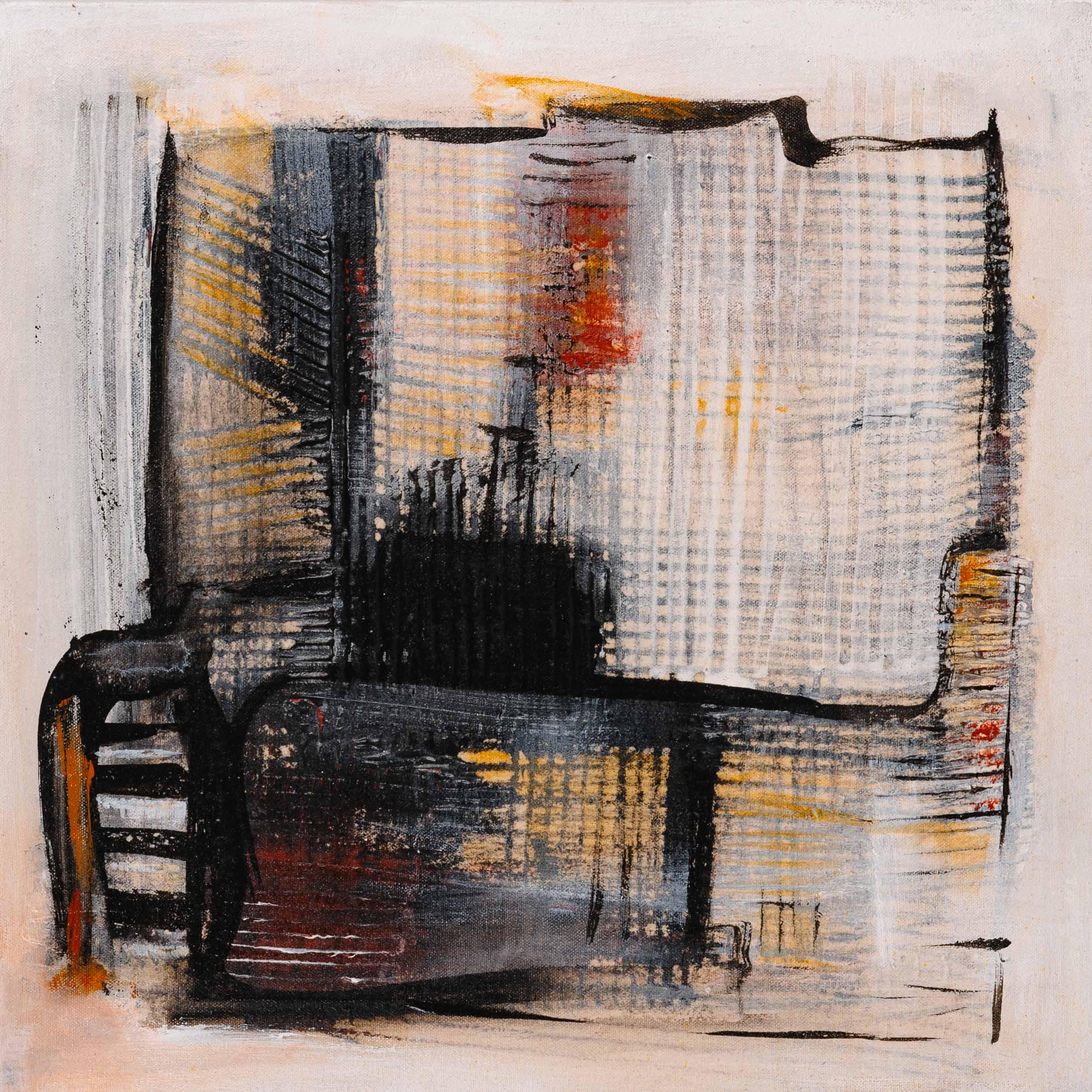 Intervalles | Composition 399 A