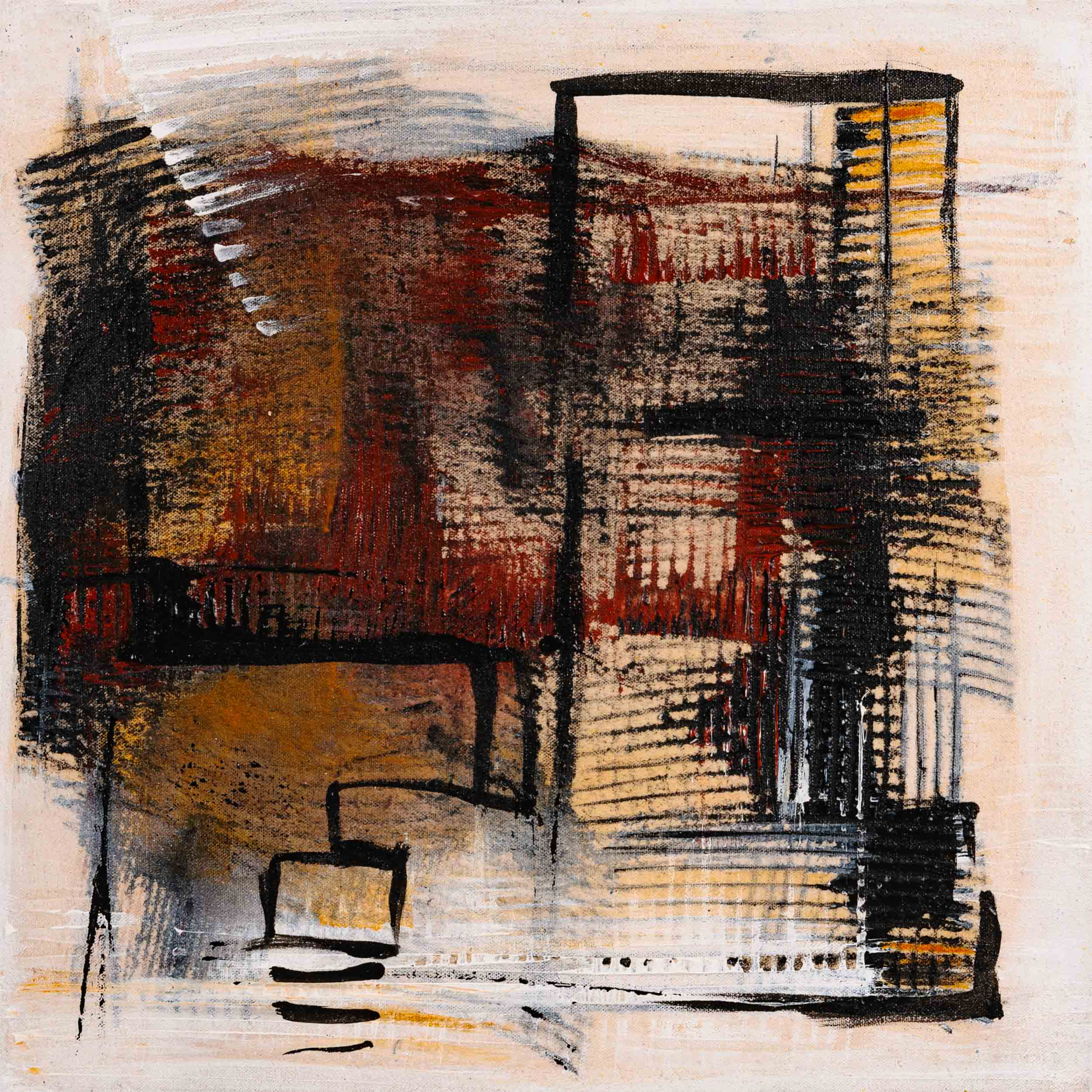 Intervalles | Composition 399 B