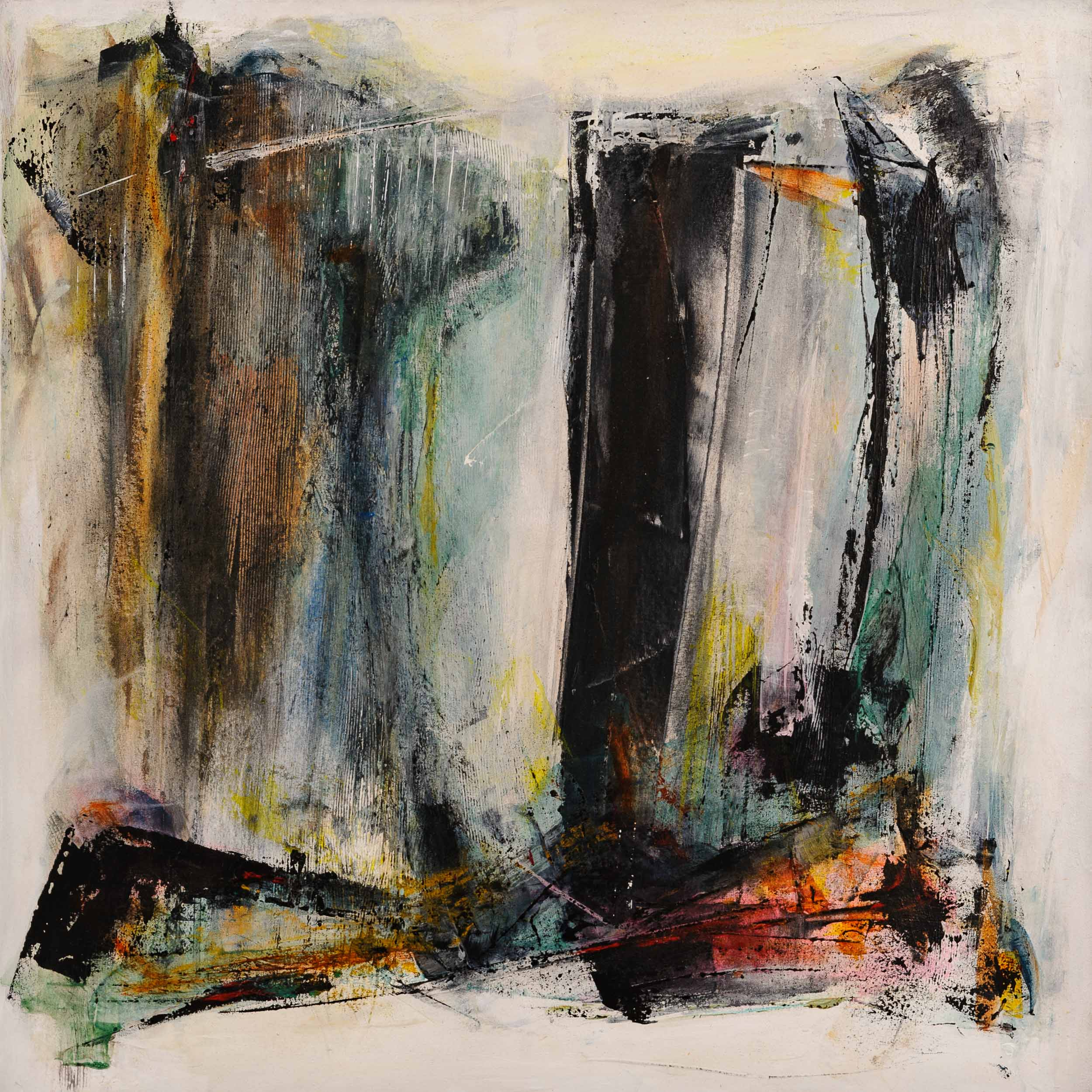 Intervalles | Composition 389