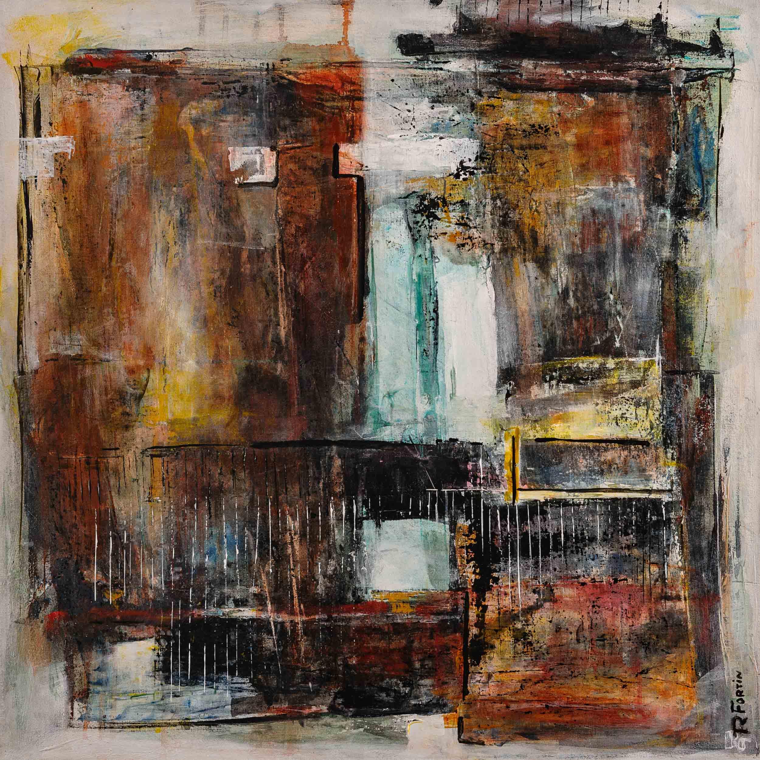 Intervalles | Composition 388