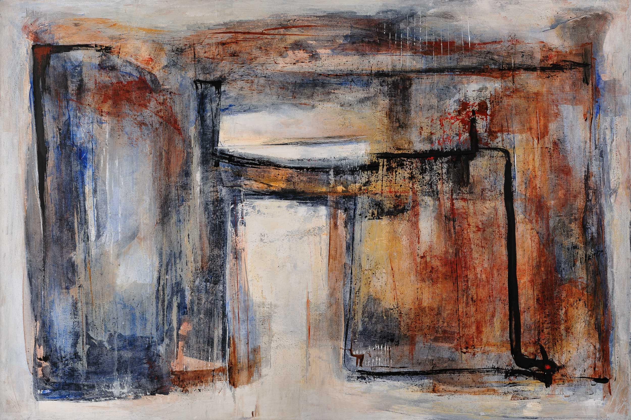 Intervalles | Composition 393 (vendu/sold)