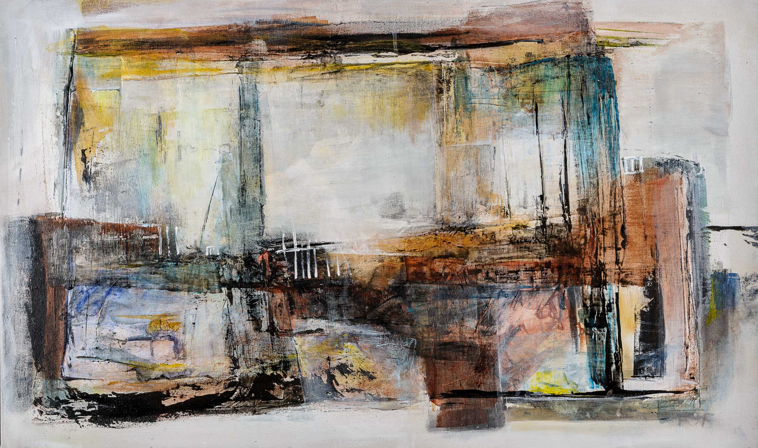 Intervalles | Composition 391