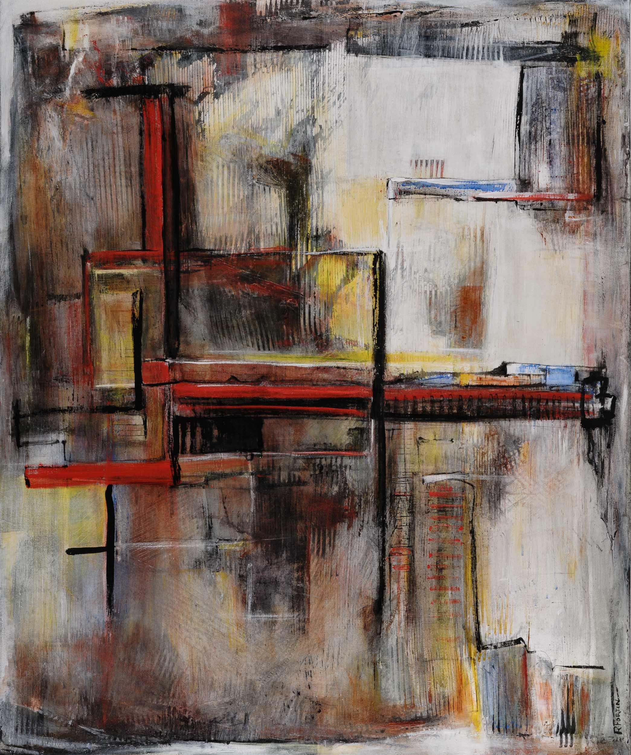 Intervalles | Composition 400