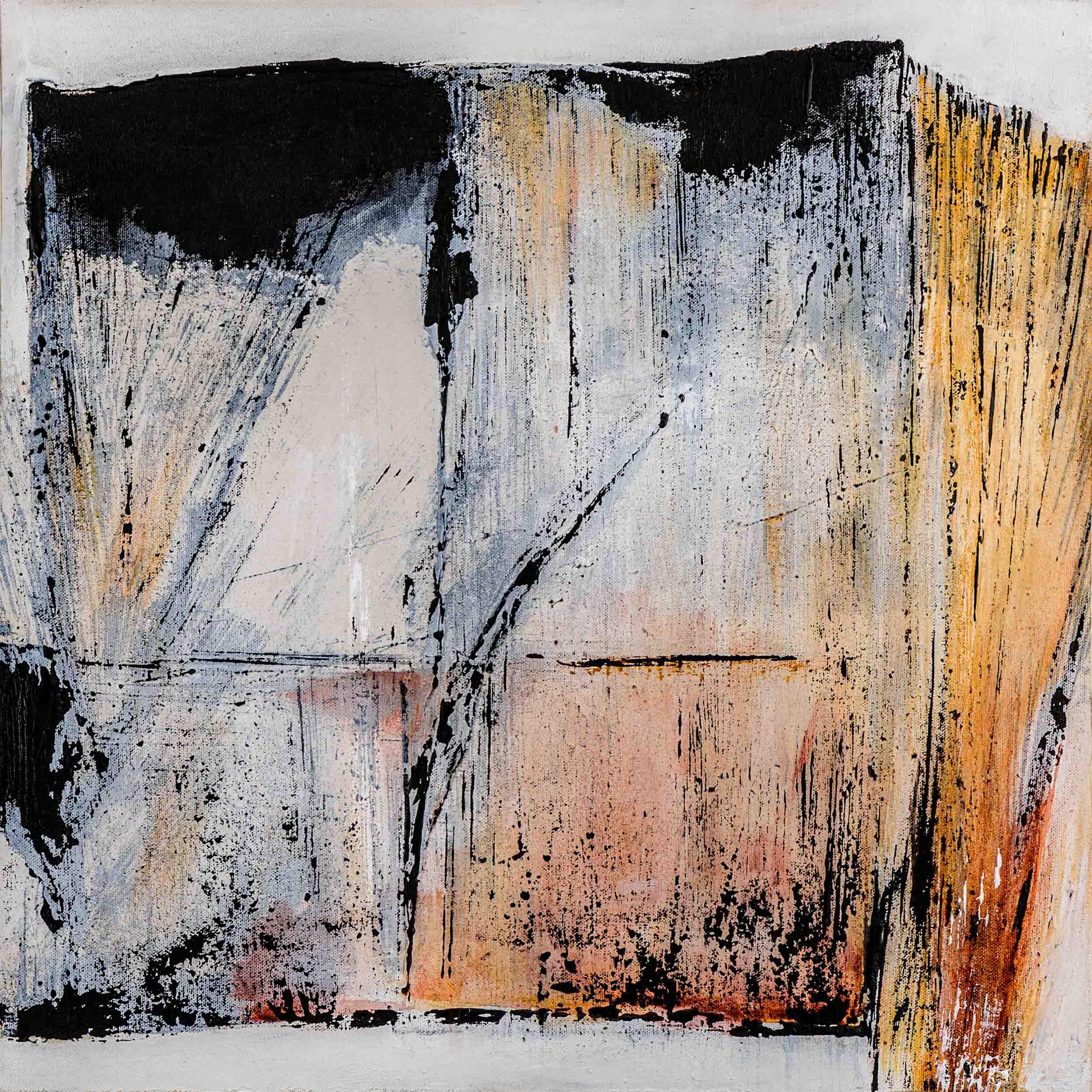 Éternités | Composition 329 (vendu/sold)