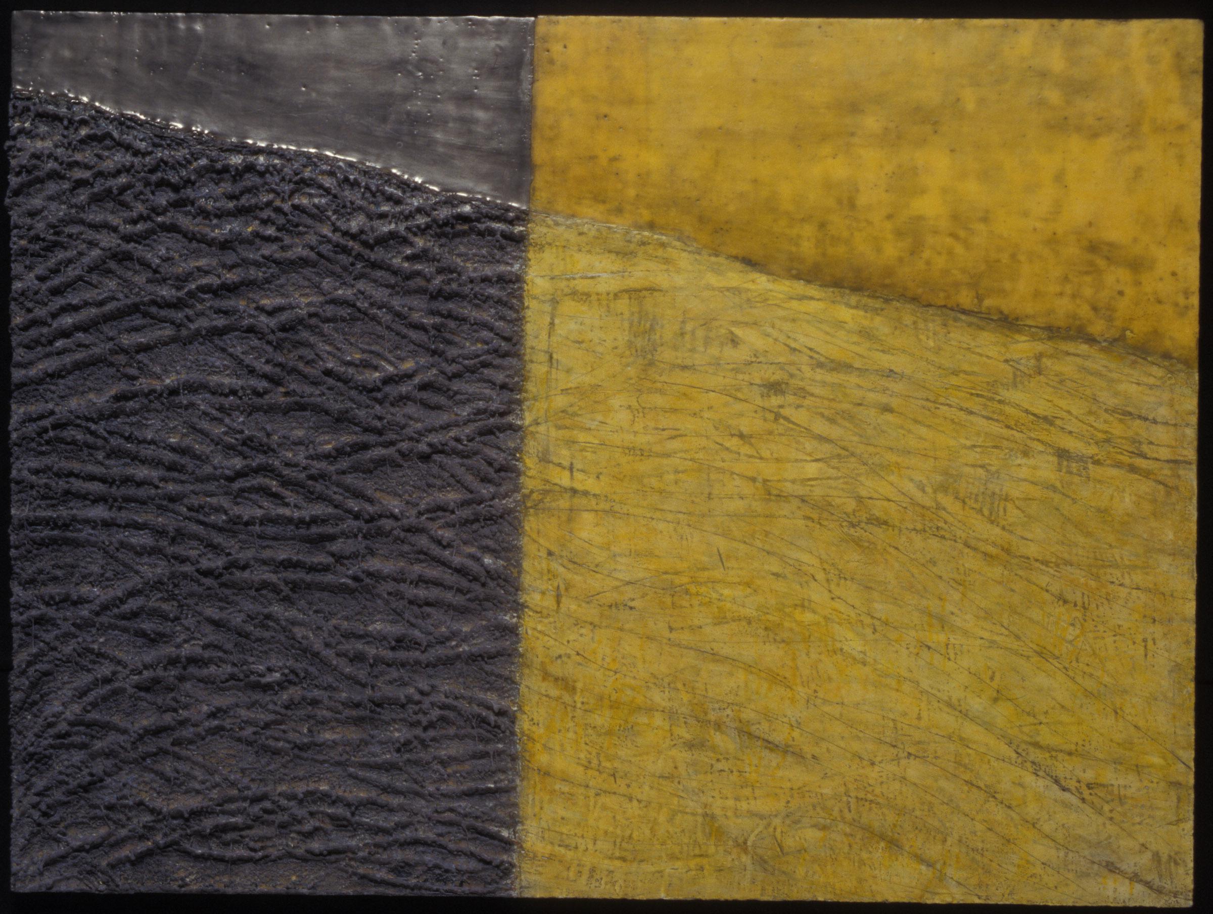 "Nocturne  (2003) 48"" x 64"""