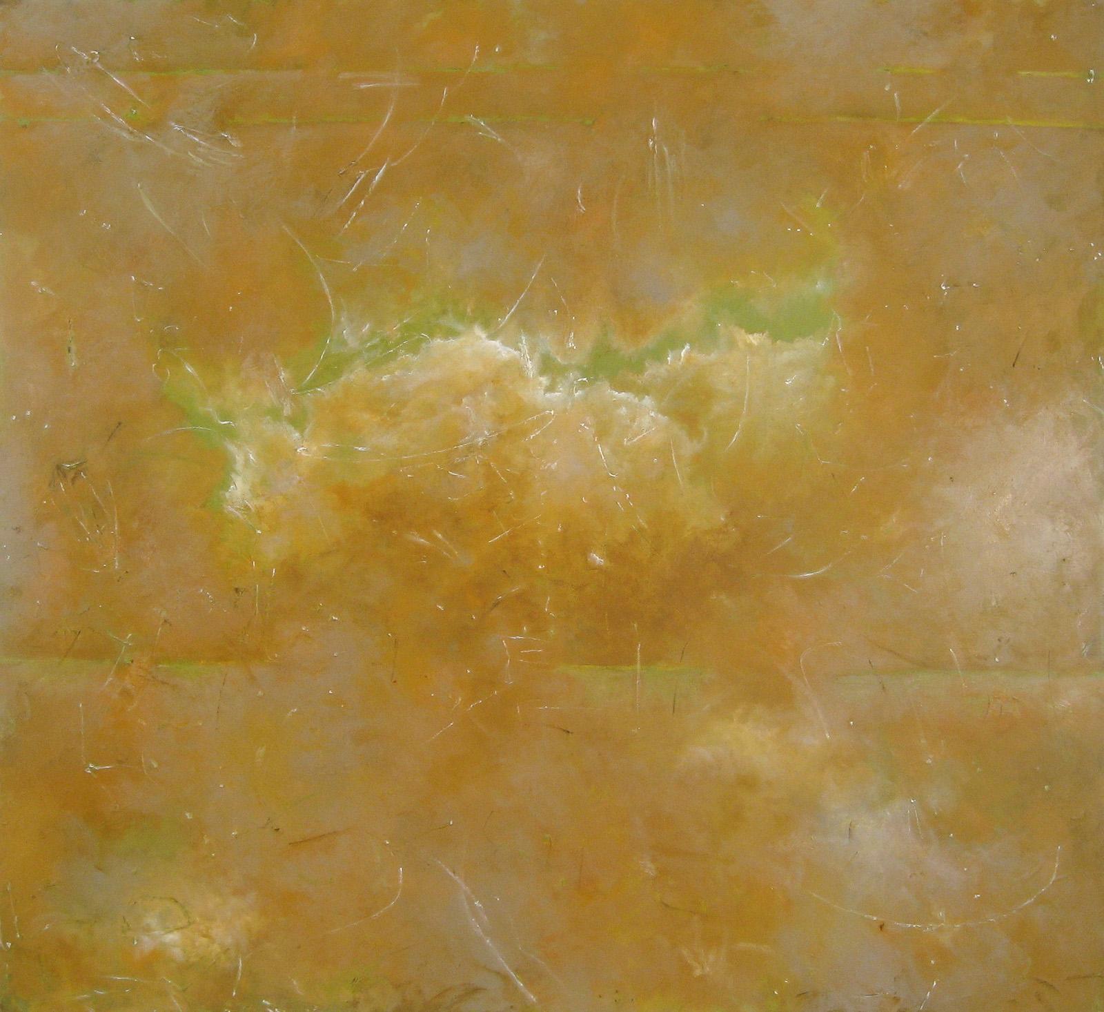Holding It Lightly - Hope , 66 x 72, o-c, 2010