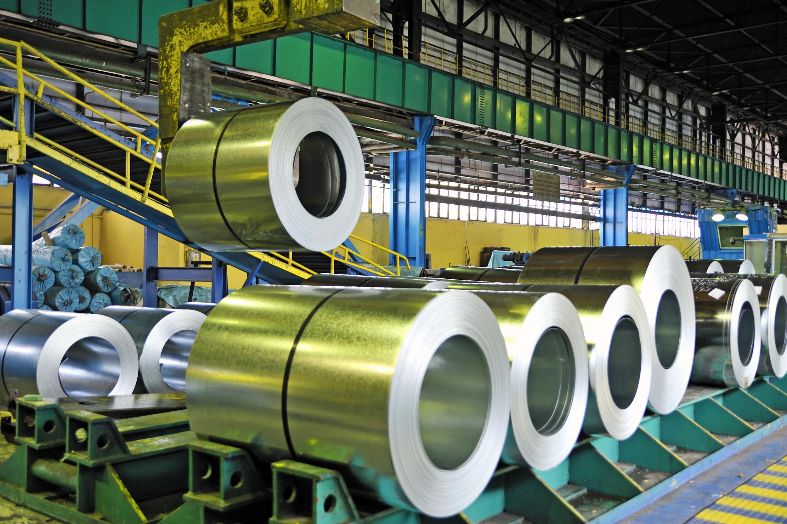Programmation d'équipements R&D pour la production de produits d'aluminium