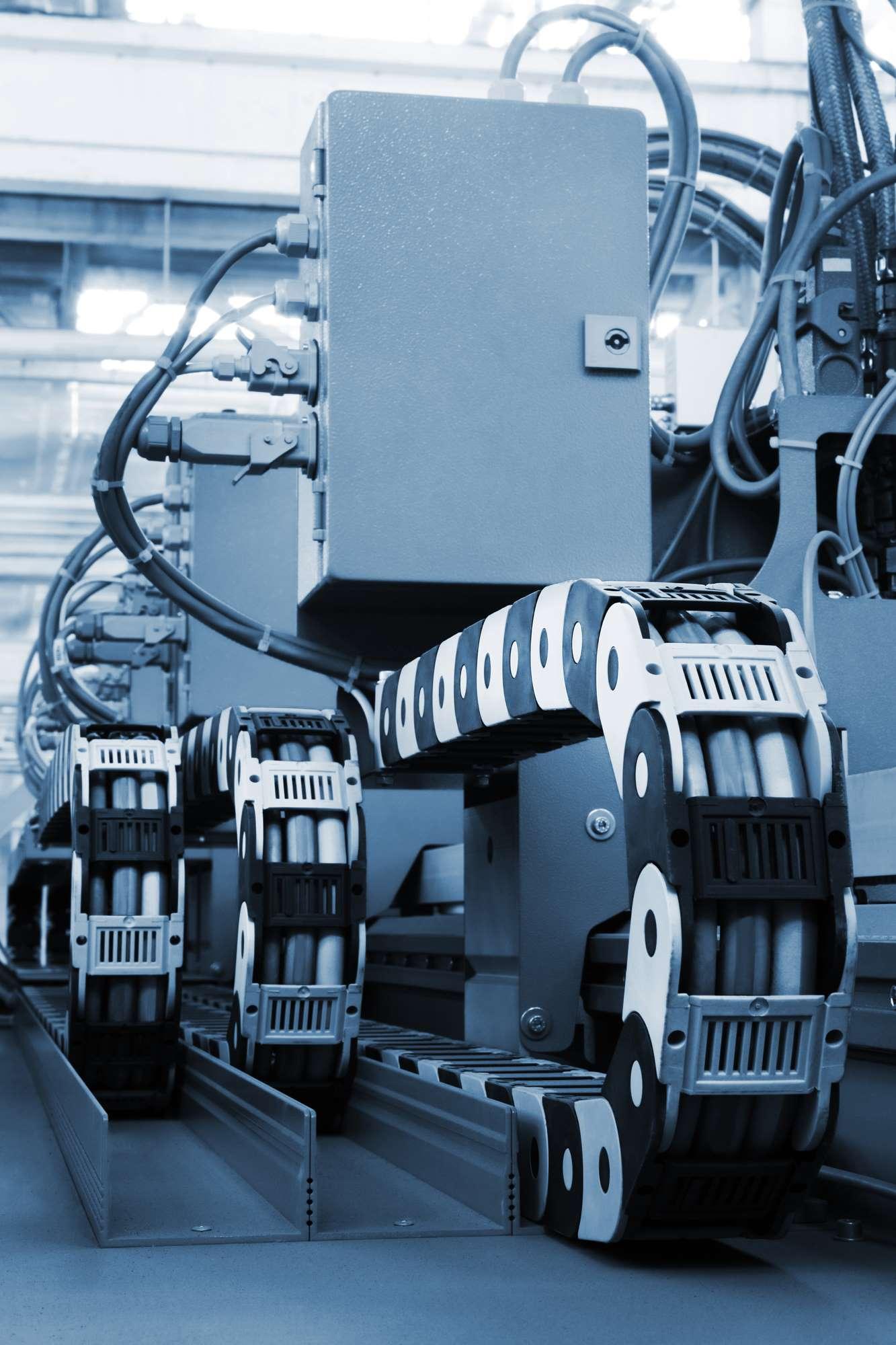 Automatisation d'équipements pour l'extrusion de plastique