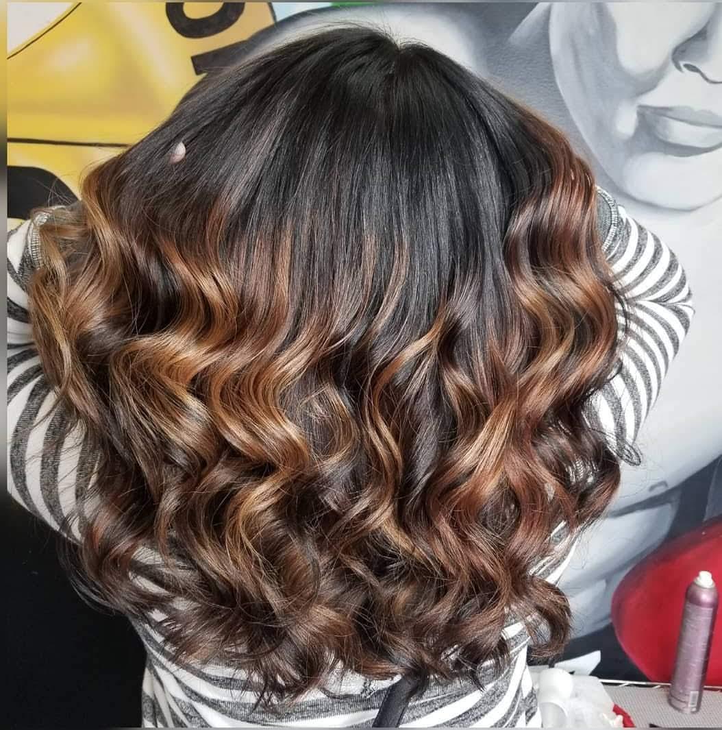 Sombre Haircolor