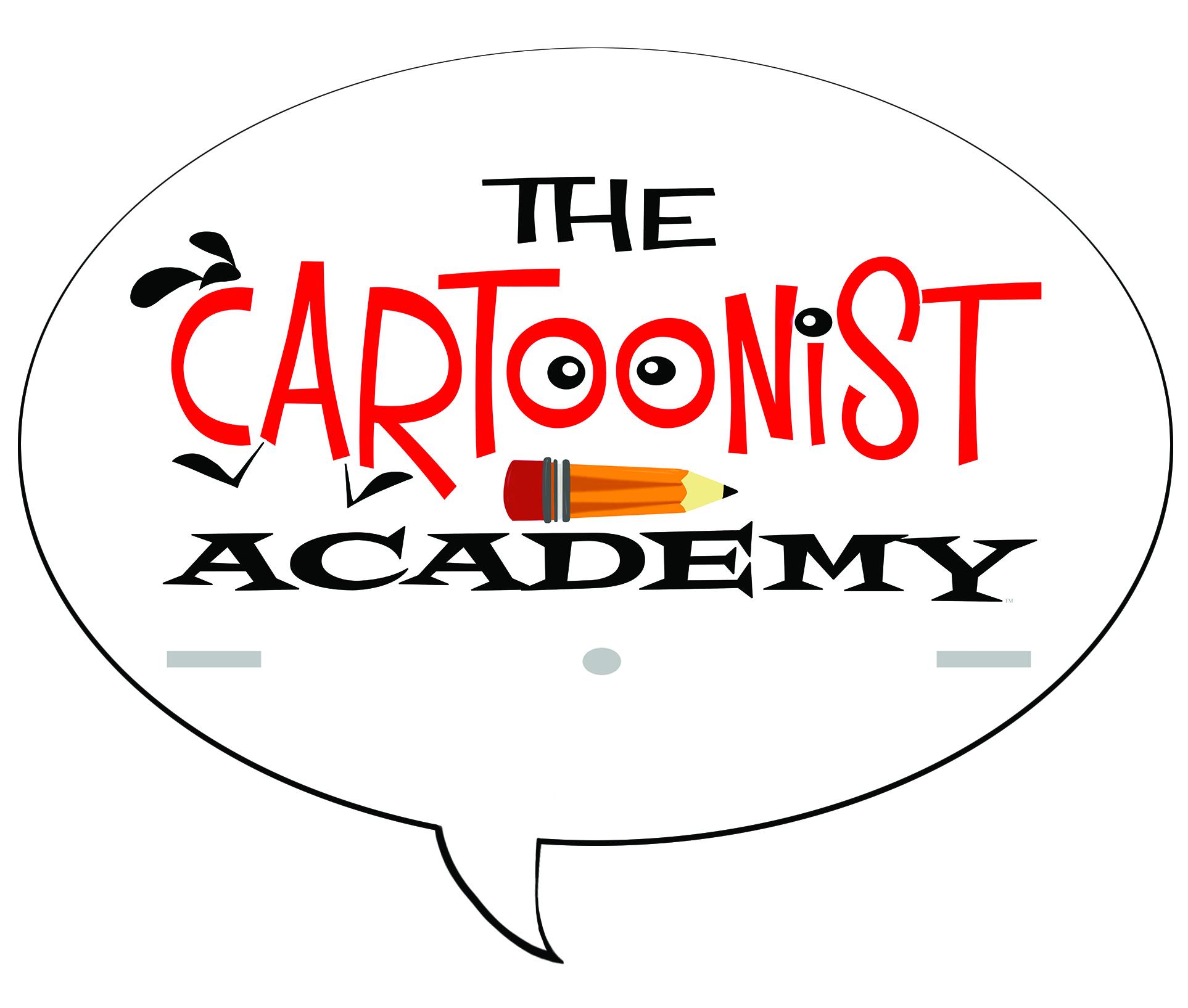 TheCartoonistAcademyLOGO