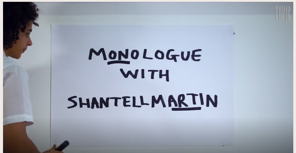 Shantell Martin: This Is What An Artist Looks Like - Topic