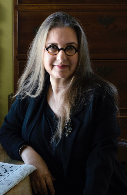 Janet Fitch is the author of  White Oleander, Paint It Black, The Revolution of Marina M., and Chimes of a Lost Cathedral.  Photo: Cat Gwynn