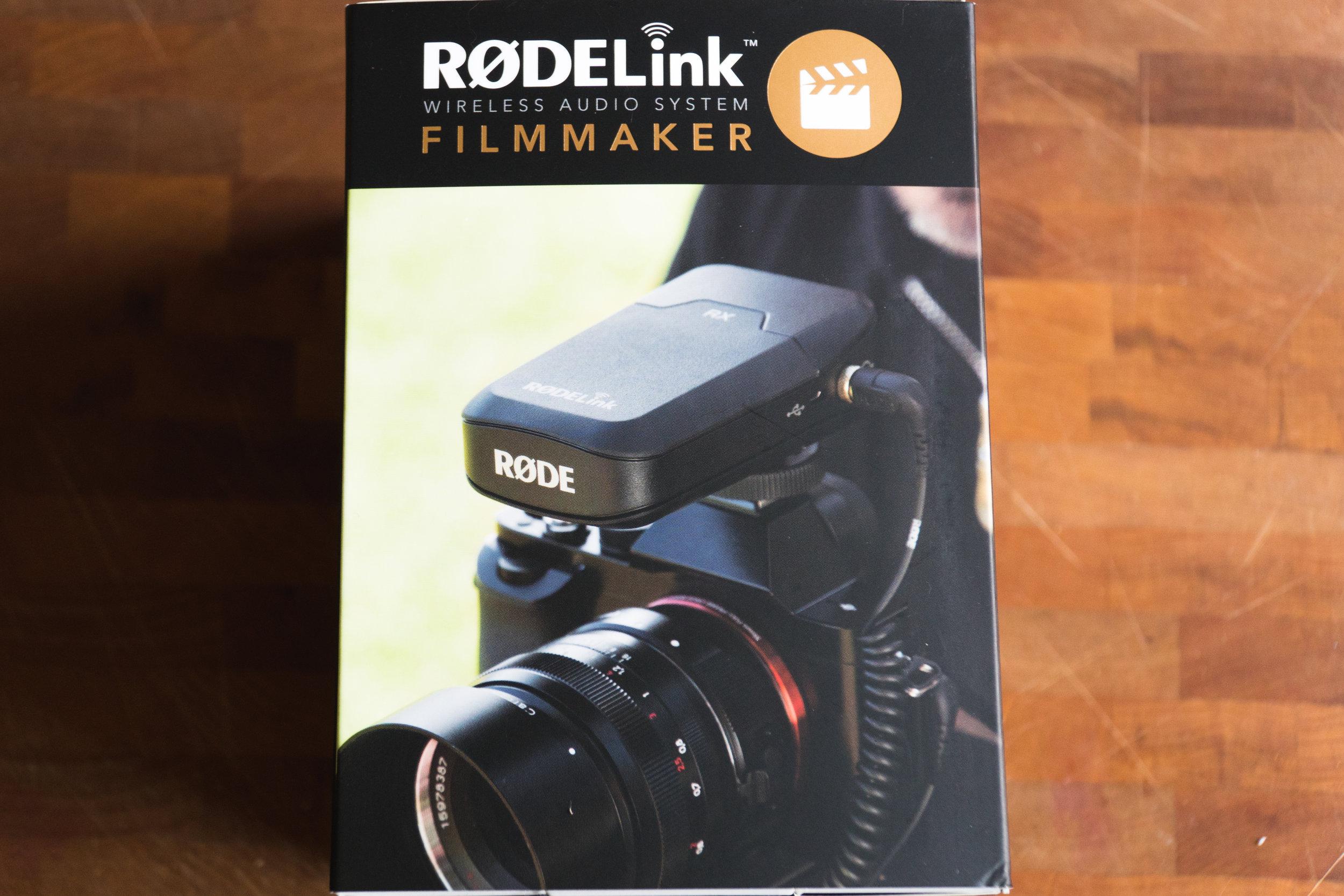 RODELink Filmmaker Kit