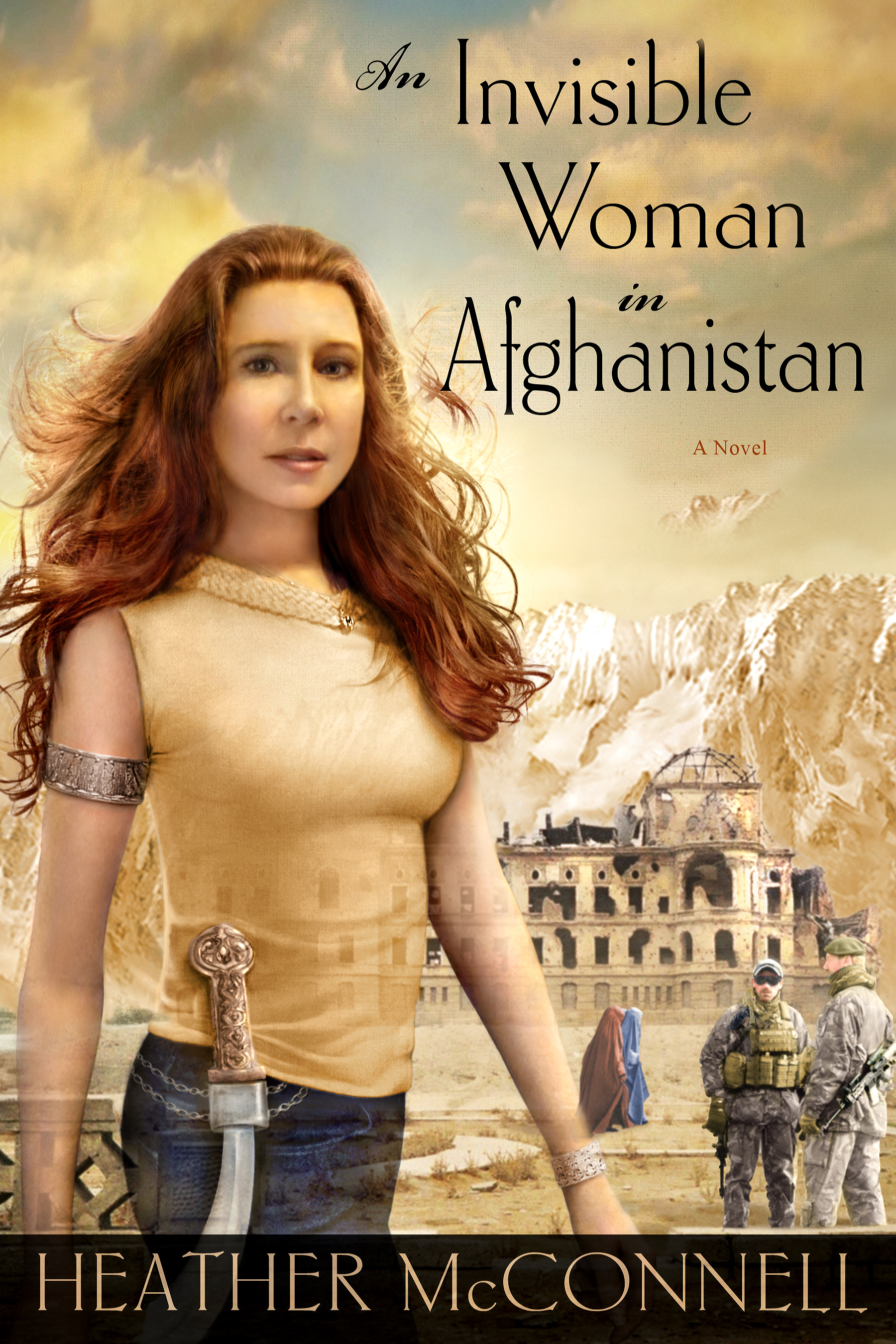 An Invisible Woman, book cover, fantasy publishing, book cover design.jpg