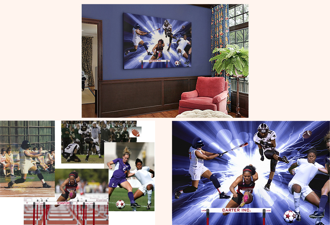 Sports Montage, compositing and retouching.jpg