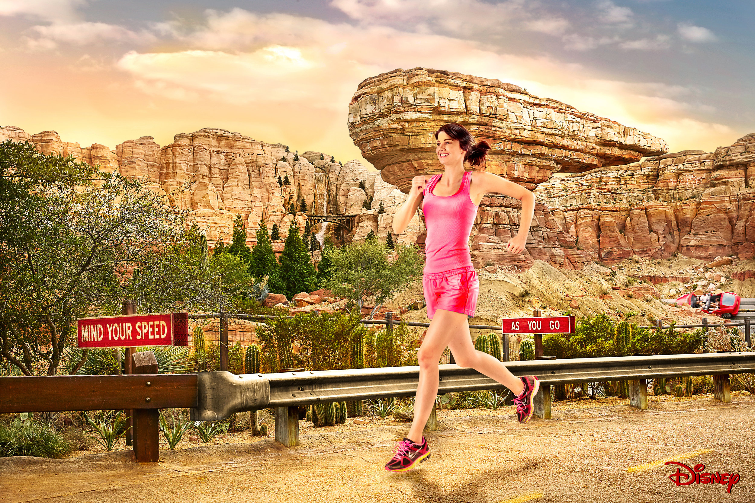 Disney Ad Post Prodution Thomas Canny Studio