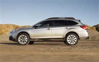 2015 Subaru Outback Product Development