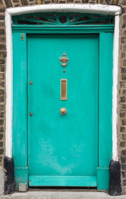 Turquoise colored door in Dublin_small.jpeg