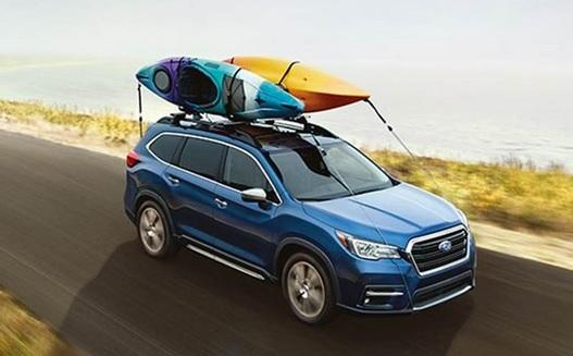 Subaru2019年新型Ascentの製品開発