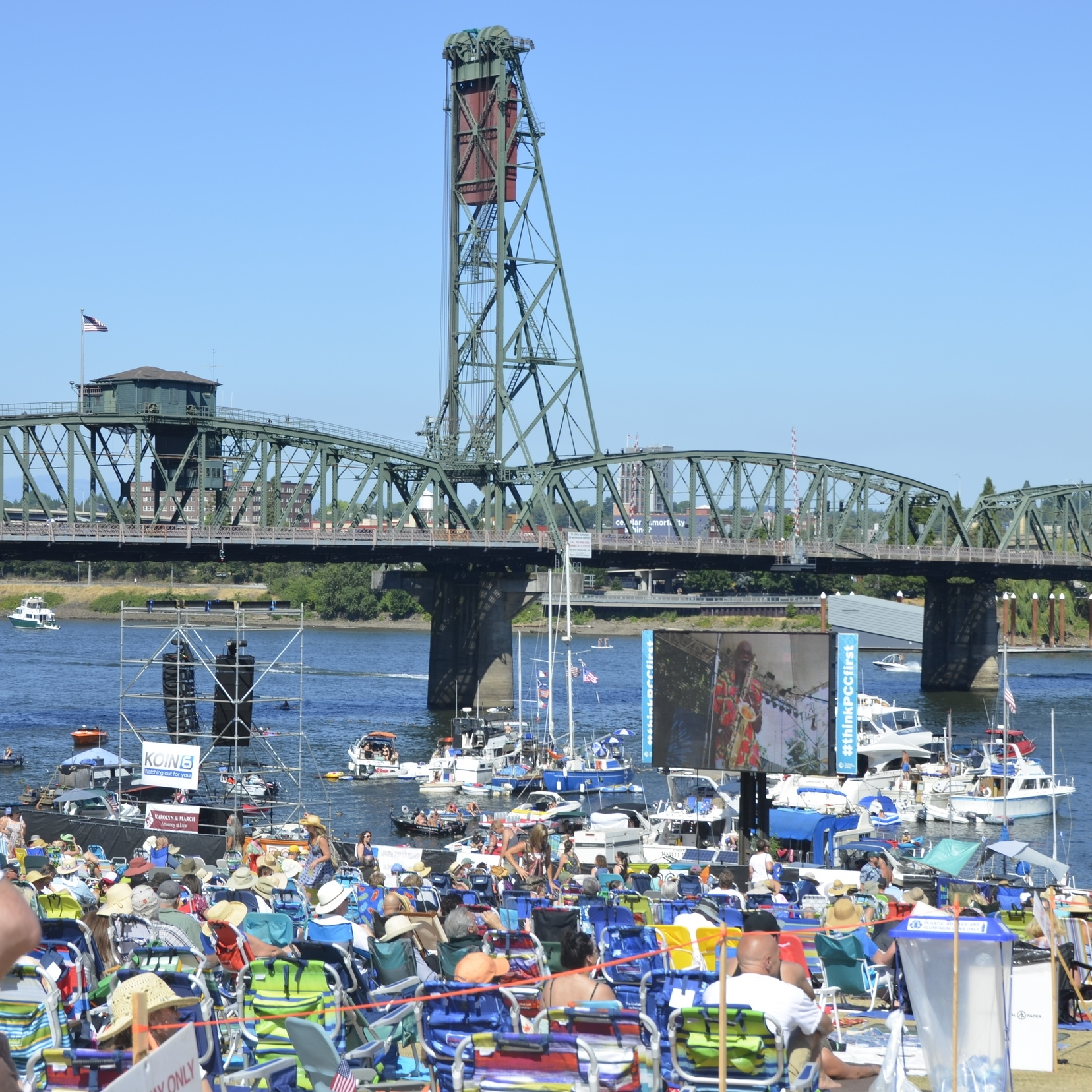 Portland Blues Festival