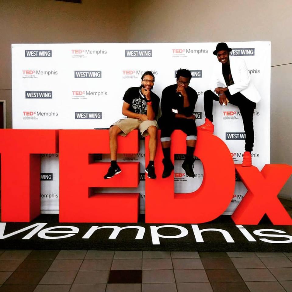 The Memphis Flyer Covers Tedx Memphis, featuring Marco Pavé