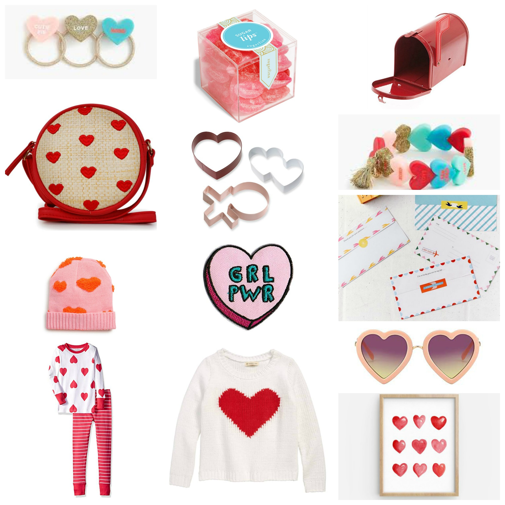 Valentine's gifts for girls