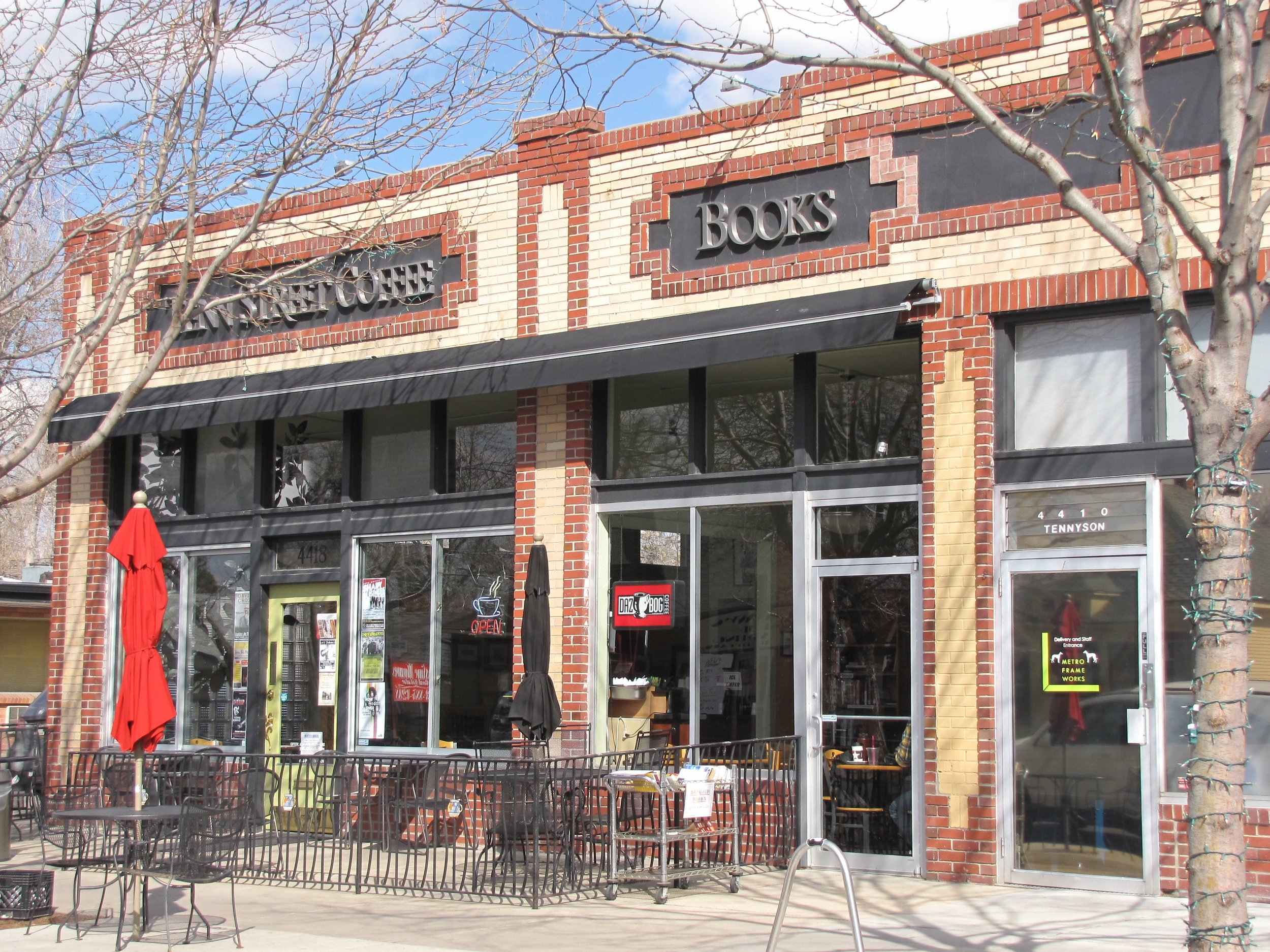 The home of Tennyson Arts District, a highly sought out place to call home with an abundance of activity. Denverites love Berkeley for its many restaurants, shops, galleries and parks. A quiet neighborhood with entertainment just steps away. Convenient access to I-70.