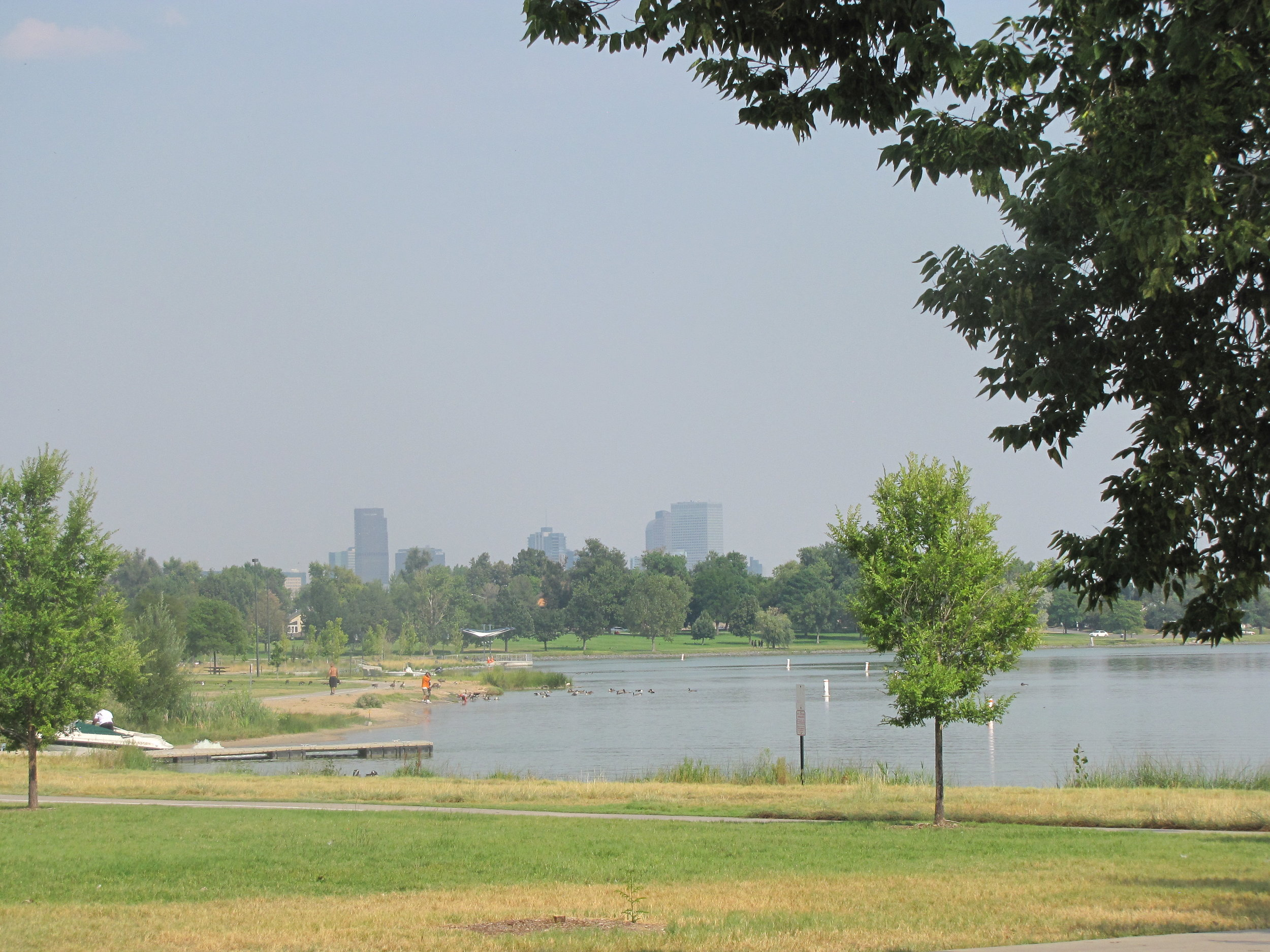 Just south of the Highlands, Sloan's Lake boasts one of Denver's most beautiful lakes and park featuring a three-mile bike and pedestrian path around the lake. Currently undergoing mass development, including the old St. Anthony's site.