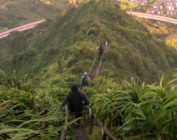 Hike Stairway to Heaven