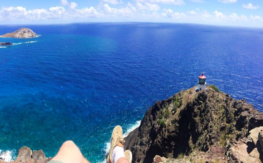 Makapuu Oahu Hiking