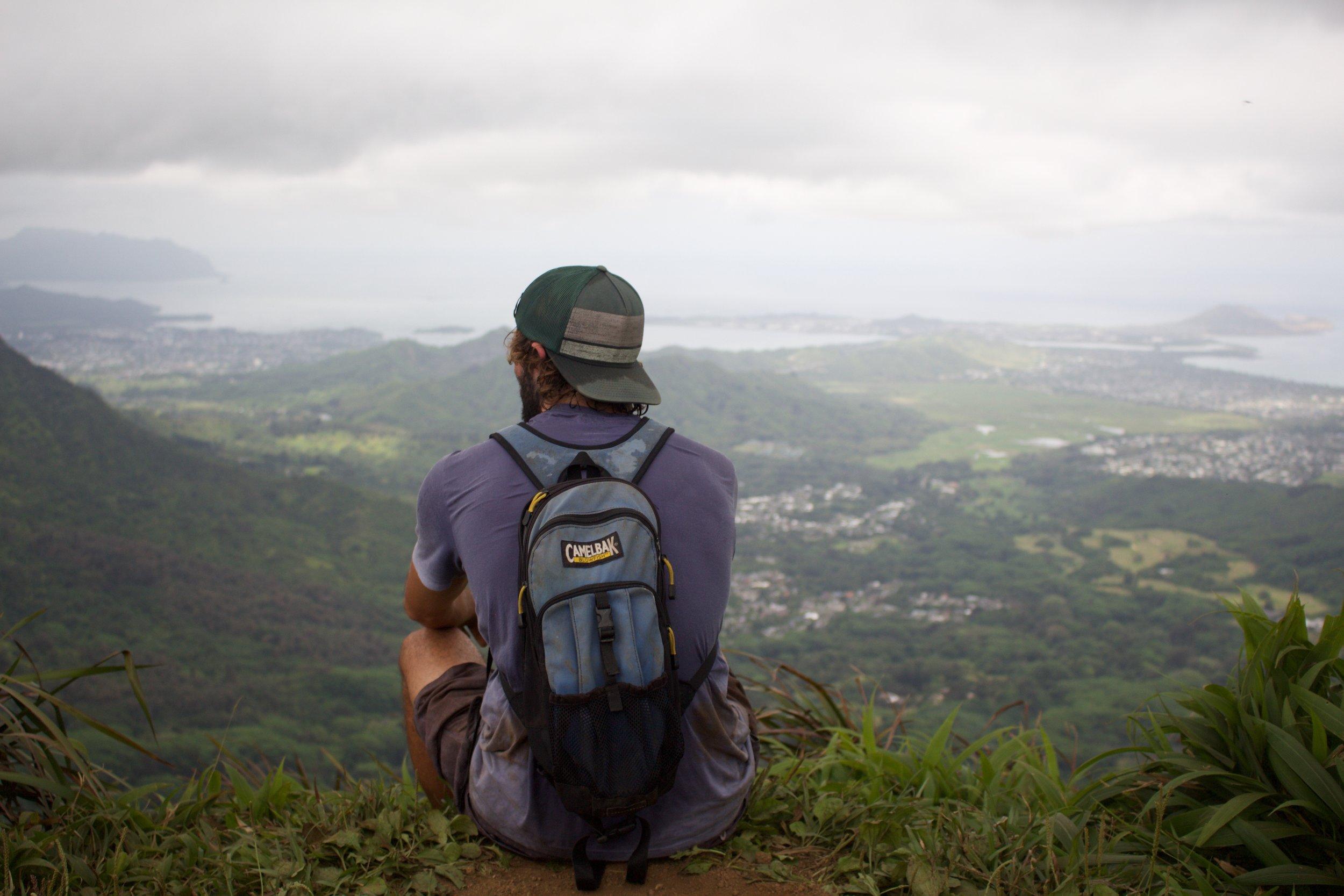 Kaau Crater Hike