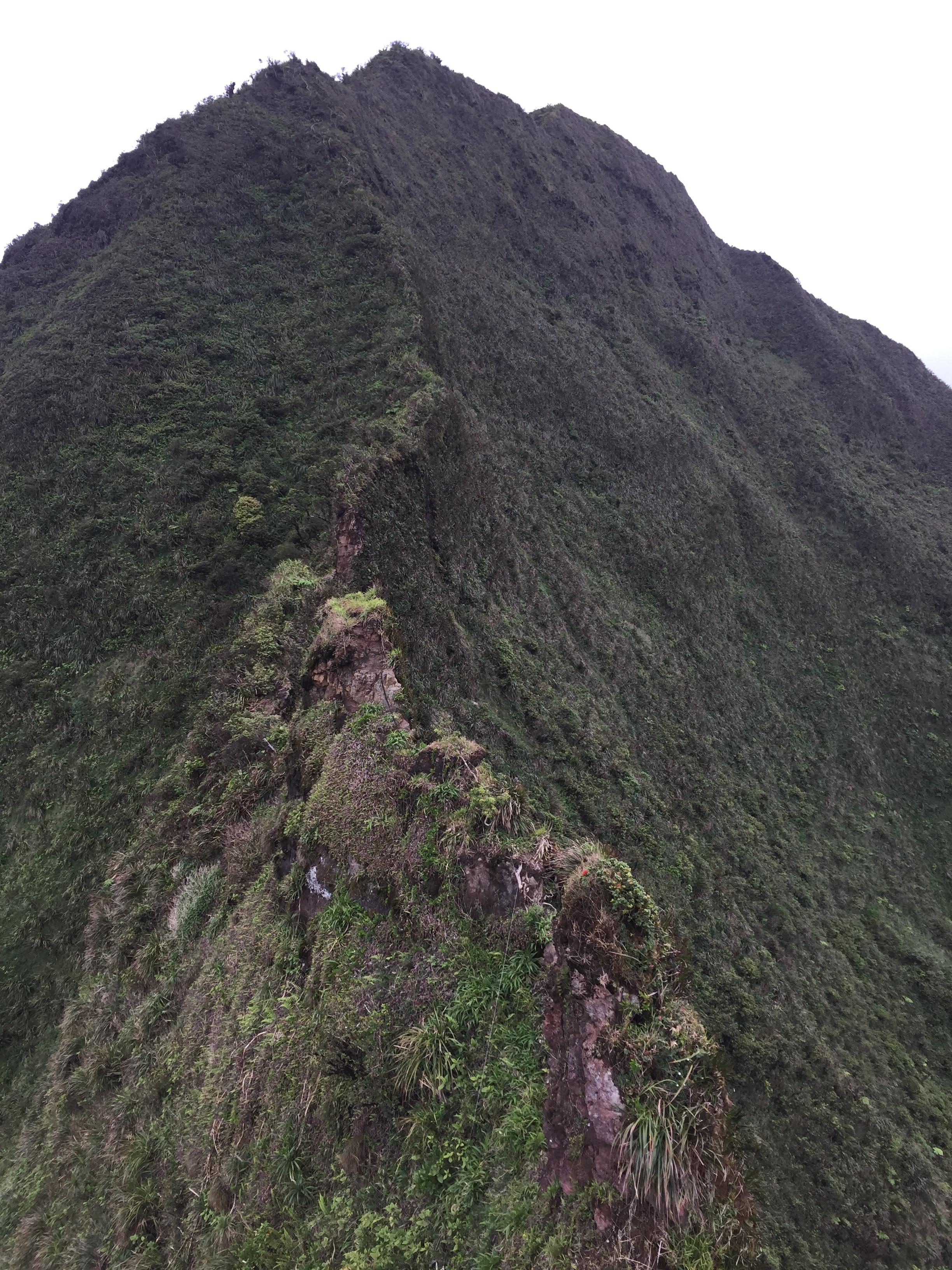 Hiking Lanihuli