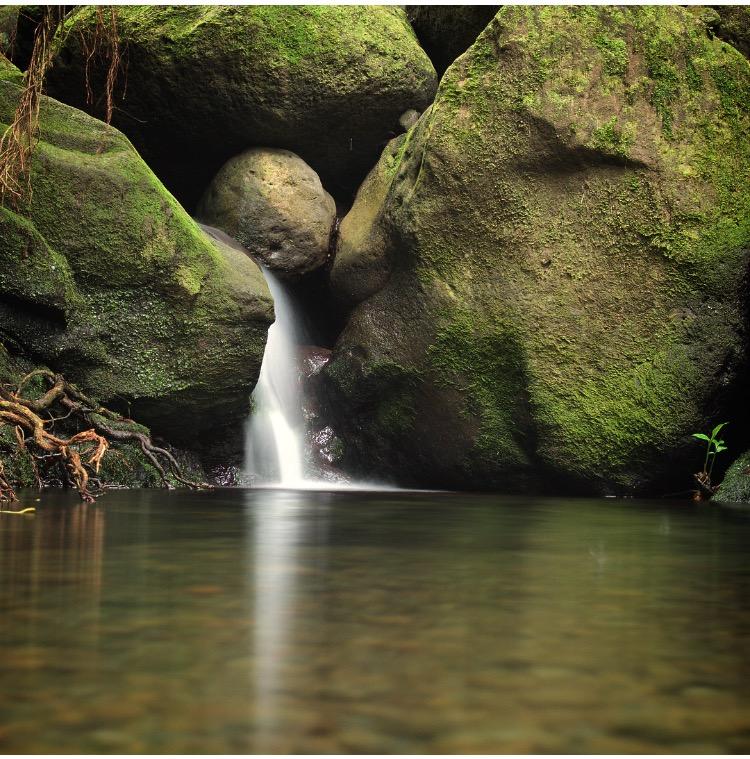 Waiakeakua Falls Hike