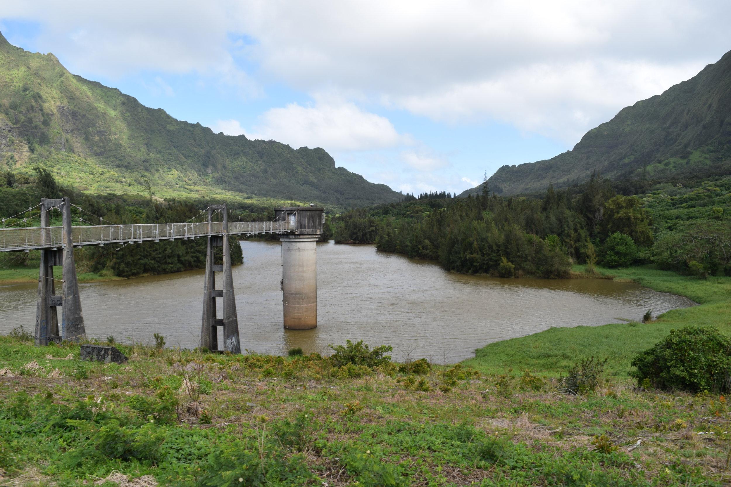 Nuuanu Reservoir Tower