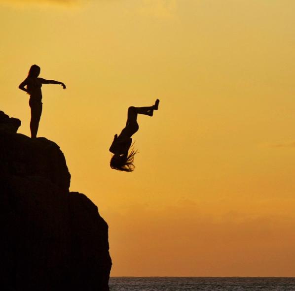 Waimea Bay Rock
