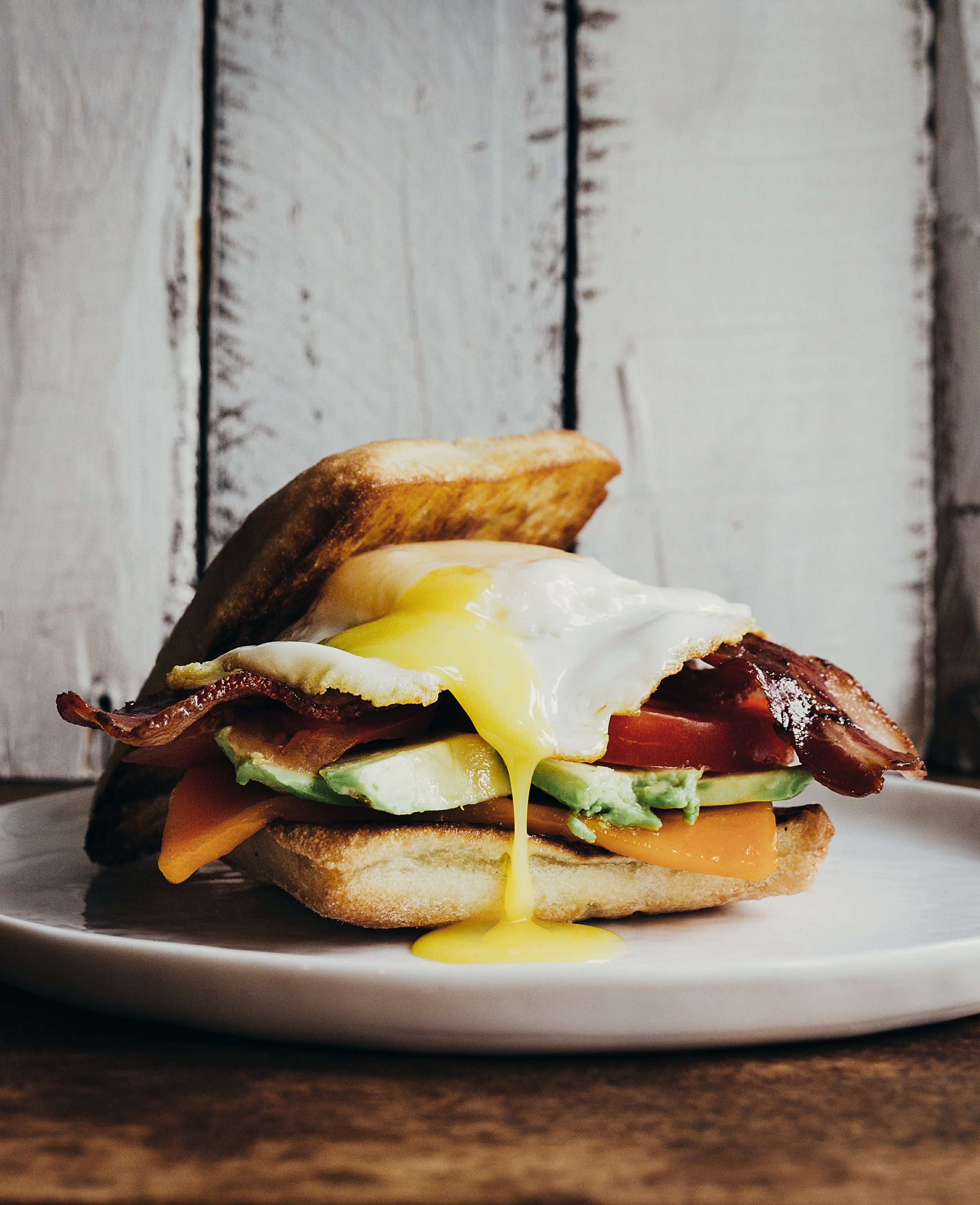 Belly Food Style | Food Stylist | Danielle Acken | Olive the Senses Cookbook | Egg Sandwich 2.jpg