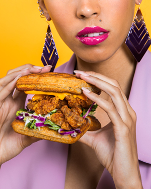 Belly Food Style - Kristyna Archer - Fried Chicken Sandwich.jpg