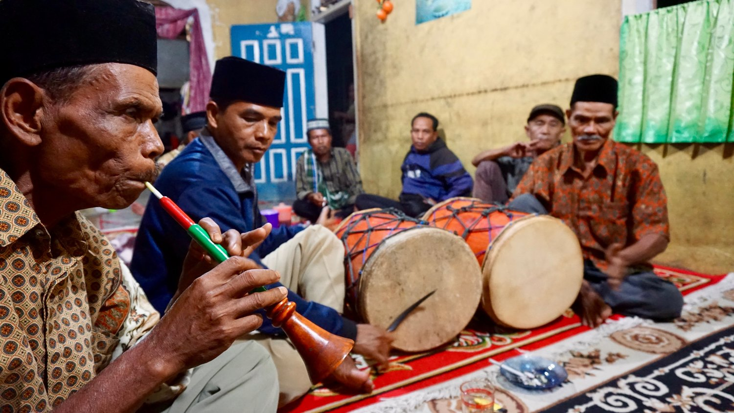 Life, Death, and Gondang in North Sumatra — aural archipelago