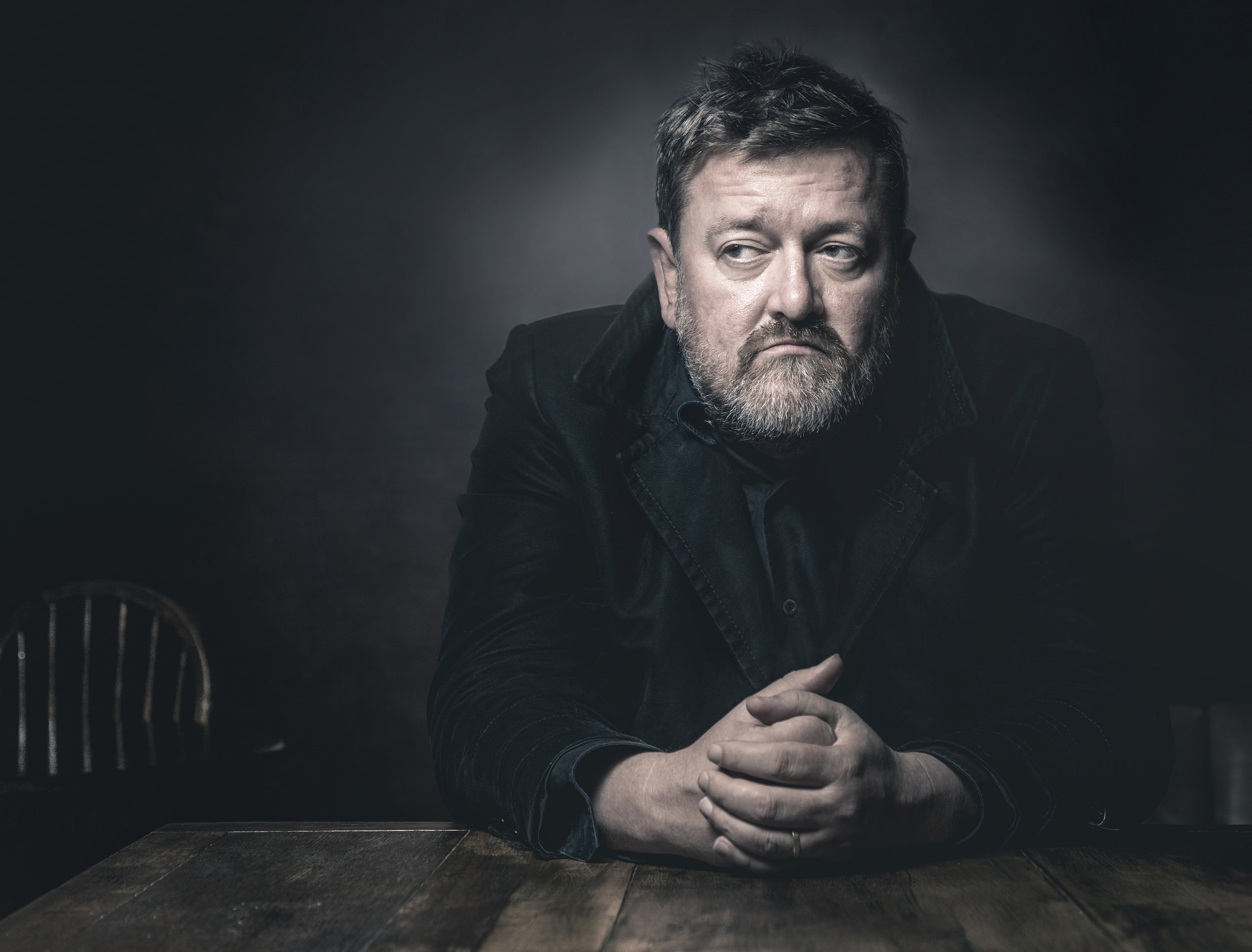 Elbow singer songwriter, Guy Garvey