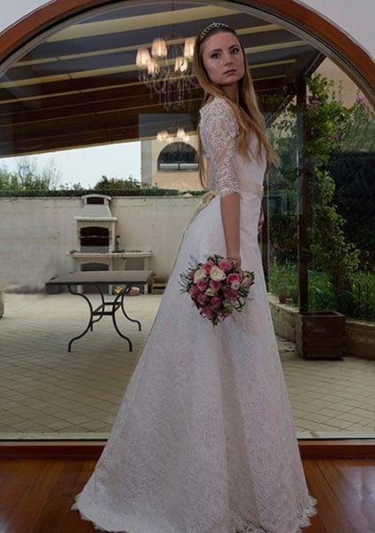 Gallery Le Nostre Spose - Boutique Anne Katerina Roma
