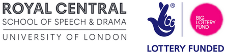 Central and Lottery Logo